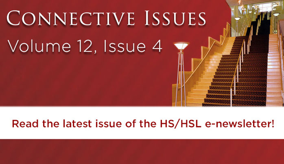 Connective Issues: Volume 12, Issue 4
