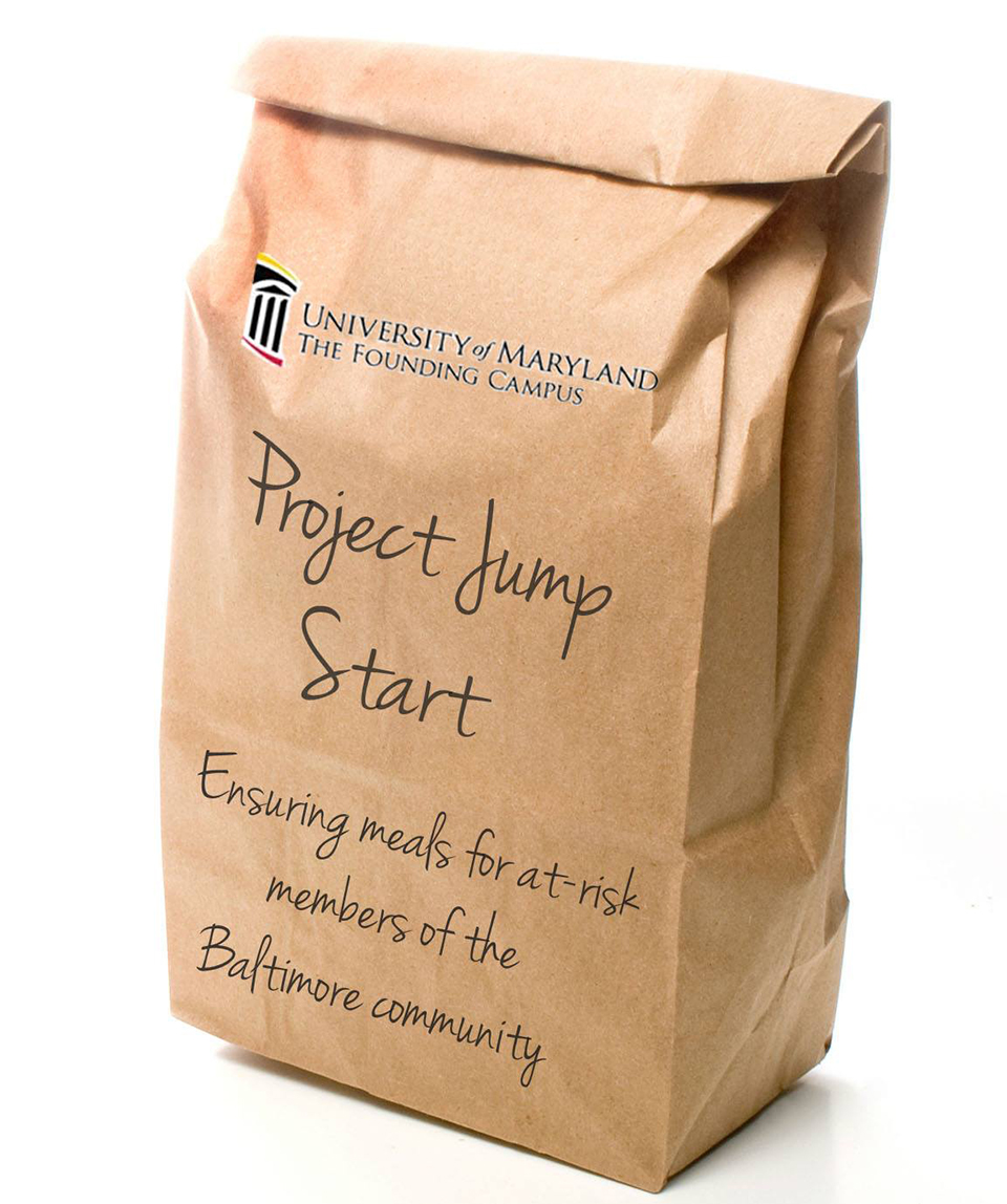 Project Jump Start brown bag