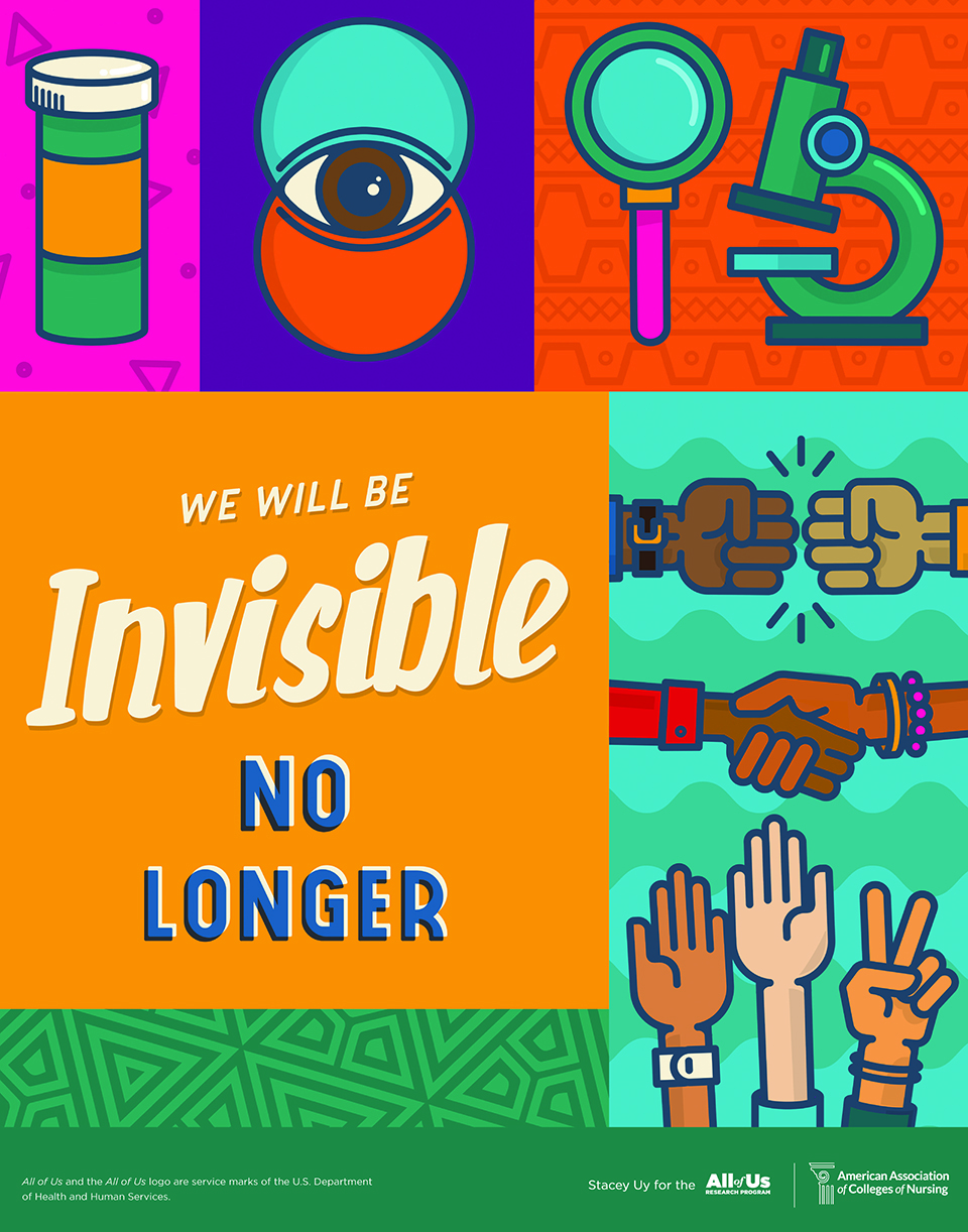 Invisible No Longer