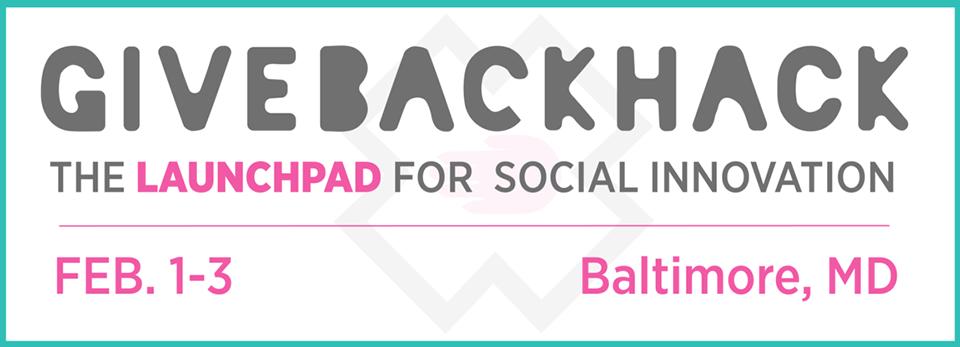 GiveBackHack logo