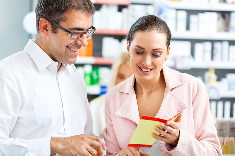 pharmacy leaflet feature