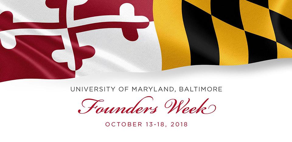 UMB Founders Week logo