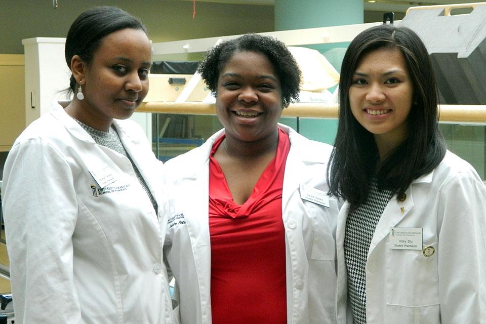 Student pharmacists
