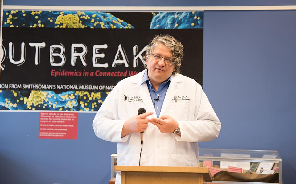 Dr. Justin Ortiz