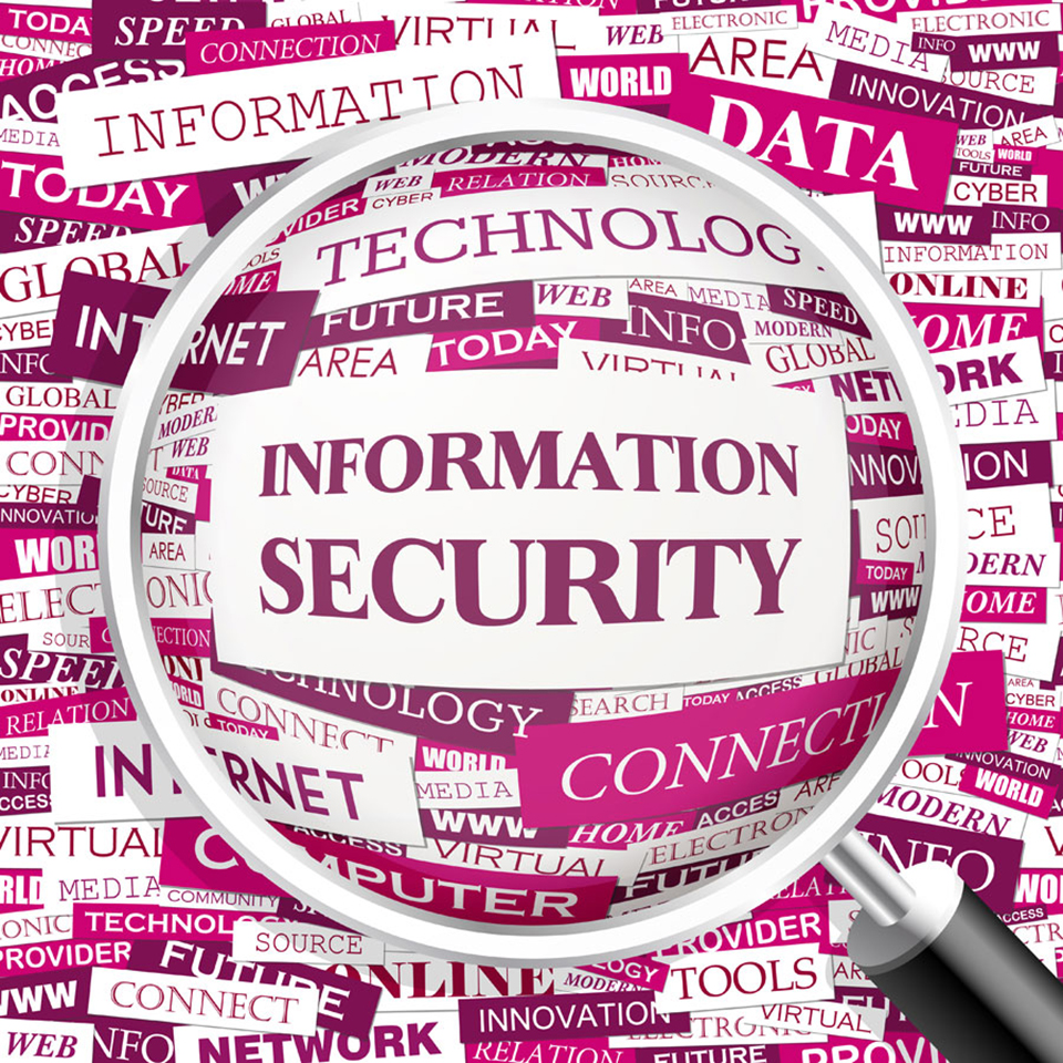 Information Security collage