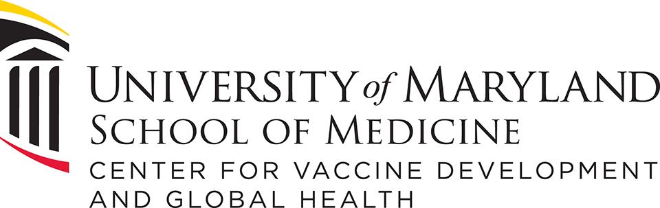 University of Maryland School of Medicine and Center for Vaccine Development and Global Health logo
